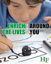 Enrich the Lives of Those Around You