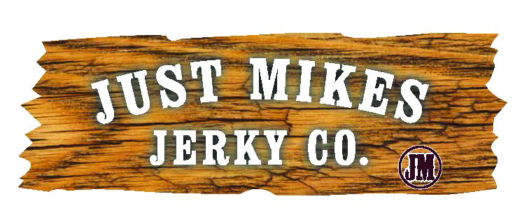 Just Mikes Jerky Logo